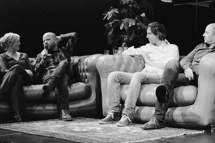 Creative Amsterdam Stage